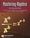 img - for Mastering Algebra: An Introduction book / textbook / text book