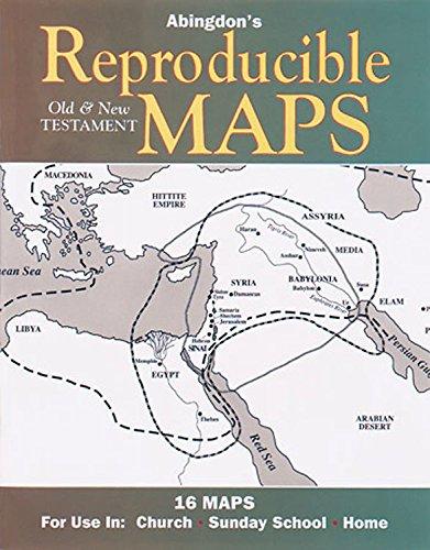 Abingdon Reproducible Maps
