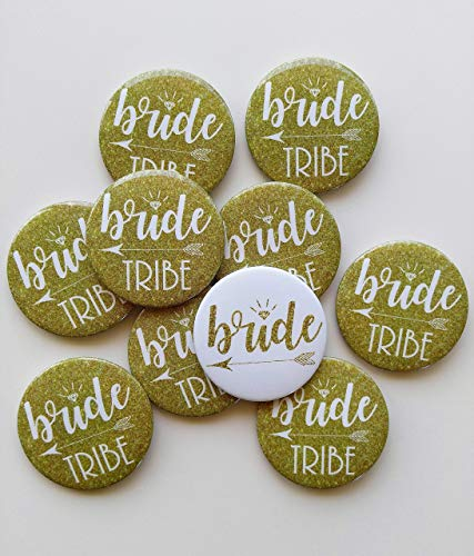 Bride Tribe Buttons Bachelorette Pins Bachelorette Party Buttons Bride Tribe Pin Bride Tribe Badges -