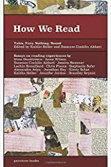 How We Read: Tales, Fury, Nothing, Sound Paperback