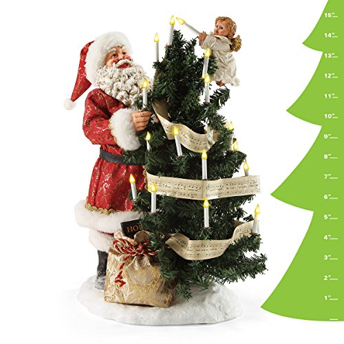 Department 56 Possible Dreams Christmas Santa Hark The Angels Figurine by Department 56 (Image #5)