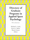 Directory of Graduate Programs in Applied Sport Psychology, , 1885693109