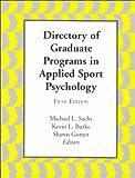 Directory of Graduate Programs in Applied Sport Psychology 9781885693105
