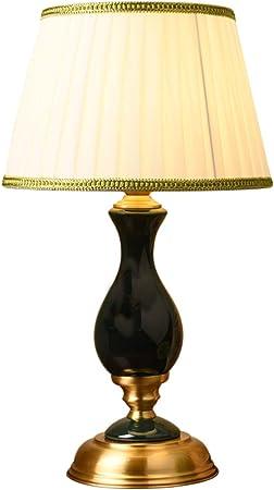 ZGP GPZZGP Éclairage de Chevet Lampe de Table en cuivre