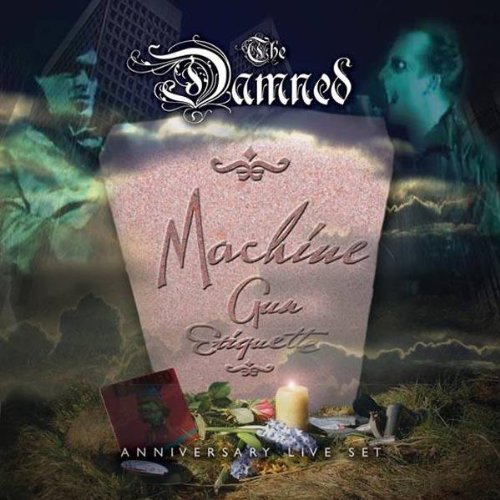 The Damned - Machine Gun Etiquette Anniversary Live Set (With DVD)