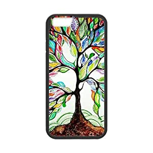 """Vintage Flowers Watercolor DIY Cover Case for Iphone6 4.7"""",personalized phone case ygtg-704717"""