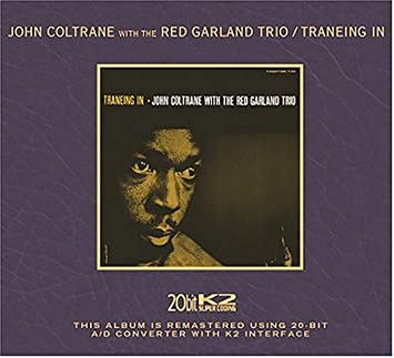 Image result for john coltrane traneing in 20 k2 cd