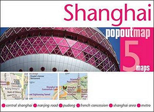 Shanghai PopOut Map (PopOut Maps)...