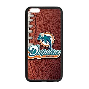 NFL Team Dolphins Custom Case for HTC One M8