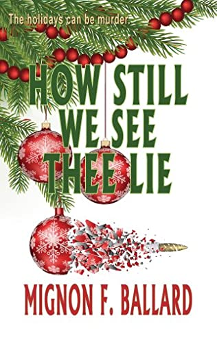 book cover of How Still We See Thee Lie