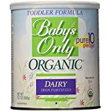 Baby's Only Dairy Toddler Formula - Powder - 12.7 oz - 6 pack by Baby's Only