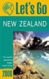 New Zealand, Griffin Trade Paperbacks Publishing Staff and Let's Go, Inc. Staff, 0312244789