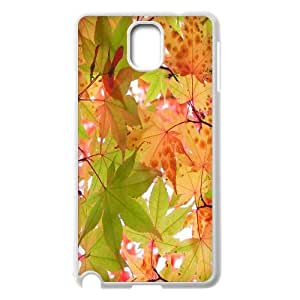 SOPHIA Phone Case Of Maple leaves Unique Cool Painting Fashion Style For Samsung Galaxy Note 3 N9000