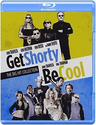 Get Shorty / Be Cool The Big Hit Collection Blu-ray