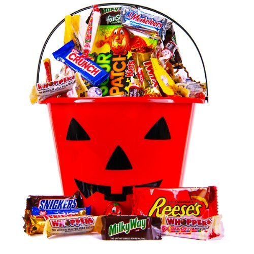 Halloween Gift Basket Yummy