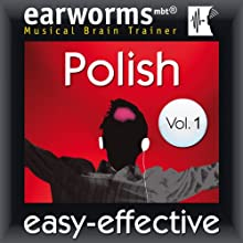 Rapid Polish, Volume 1 Audiobook by  earworms Learning Narrated by Marlon Lodge, Olivia Pawlak