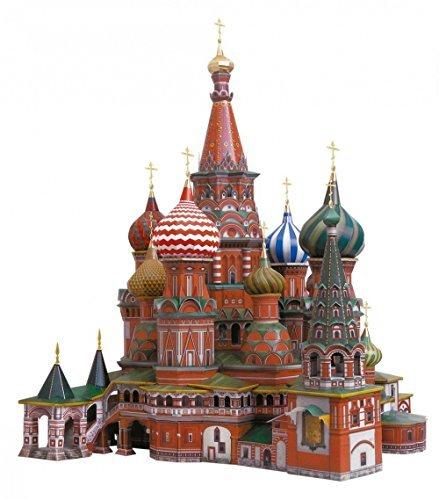 KERANOVA 195 Clever Paper Historic Buildings Saint Vasil