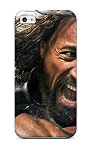 Durable Protector Case Cover With Dwayne Johnson In Hercules Hot Design For Iphone 5c