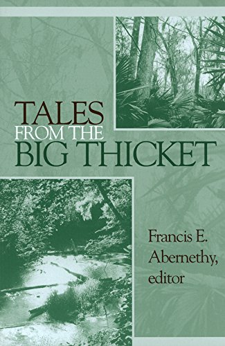 Tales from the Big Thicket (Number One in The Temple Big Thicket Series)