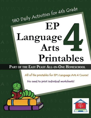 EP Language Arts 4 Printables