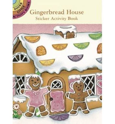 [(Gingerbread House Sticker Activity Book )] [Author: Cathy Beylon] - Gingerbread Sticker House Activity