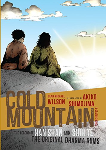 Cold Mountain (Graphic Novel): The Legend of Han Shan and Shih Te, the Original Dharma Bums by Shambhala