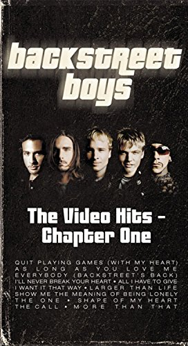 Price comparison product image Backstreet Boys - Video Hits, Chapter One