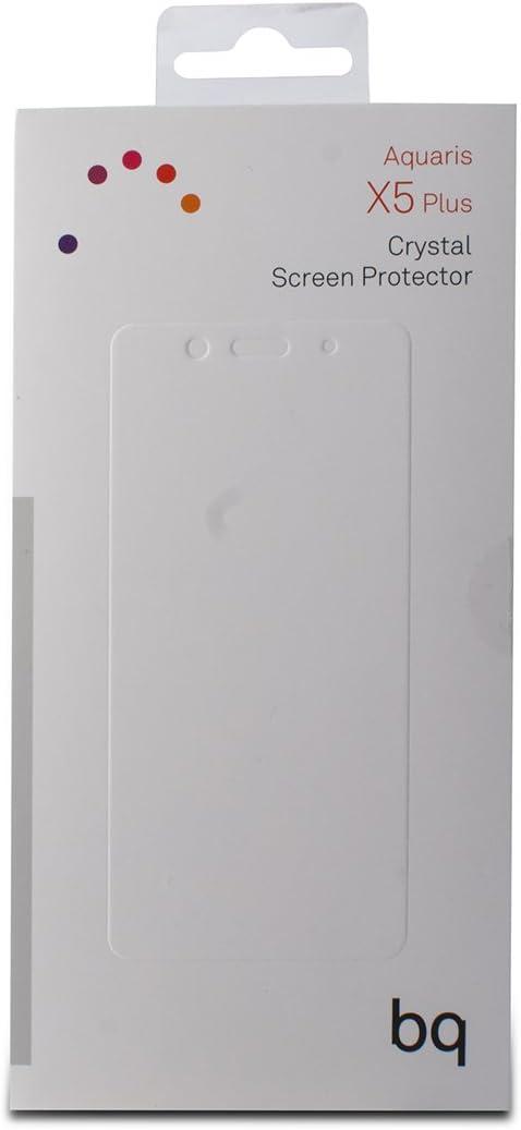 BQ BXBQ700 - Protector de Cristal para Aquaris X5 Plus: Amazon.es ...