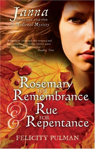 Download Rosemary for Remembrance & Rue for Repentance (Janna Mysteries) (Bk. 1) pdf