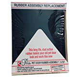 Pride Rubber Assembly Replacement Pet Door Flap