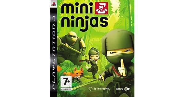 Mini Ninjas: Amazon.es: Videojuegos