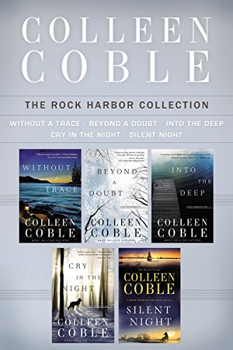 The Rock Harbor Mystery Collection: Without a Trace, Beyond a Doubt, Into the Deep, Cry in the Night, and Silent Night (Rock Harbor Series) cover