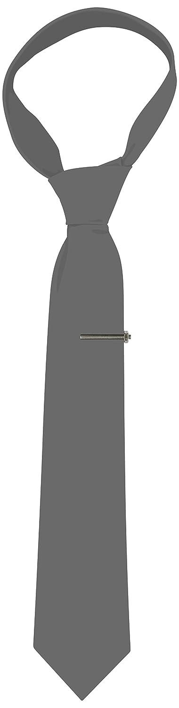 Tateossian Plain Nut and Bolt Tie Clip