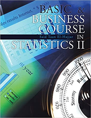 Basic and Business Course In Statistics II: BBC Statistics II