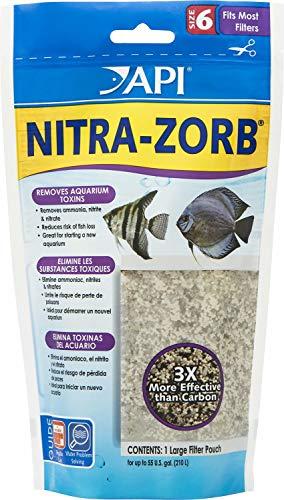 API Nitra-Zorb Pouch, Size 6 12ct
