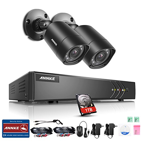 Annke Security Recorder Pre installed Weatherproof