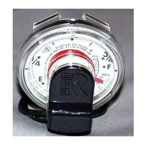 Manchester Tank G12846 LP Gas Tank - Remote 90° OHM Sender by Manchester Tank
