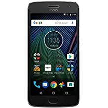 Moto G PLUS (5th Generation) - 32 GB - Unlocked - Lunar Gray - Prime Exclusive