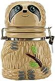 Boston Warehouse 42844 Slow Sloth Hinged Jar