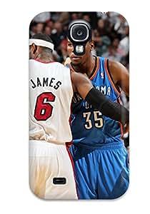 Michael paytosh's Shop Hot oklahoma city thunder basketball nba miami heat NBA Sports & Colleges colorful Samsung Galaxy S4 cases 4262167K596051694