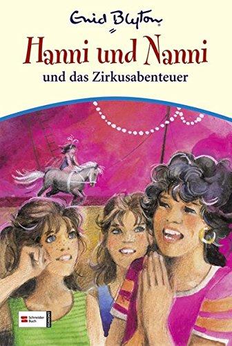 Hanni & Nanni, Band 26: und das Zirkusabenteuer