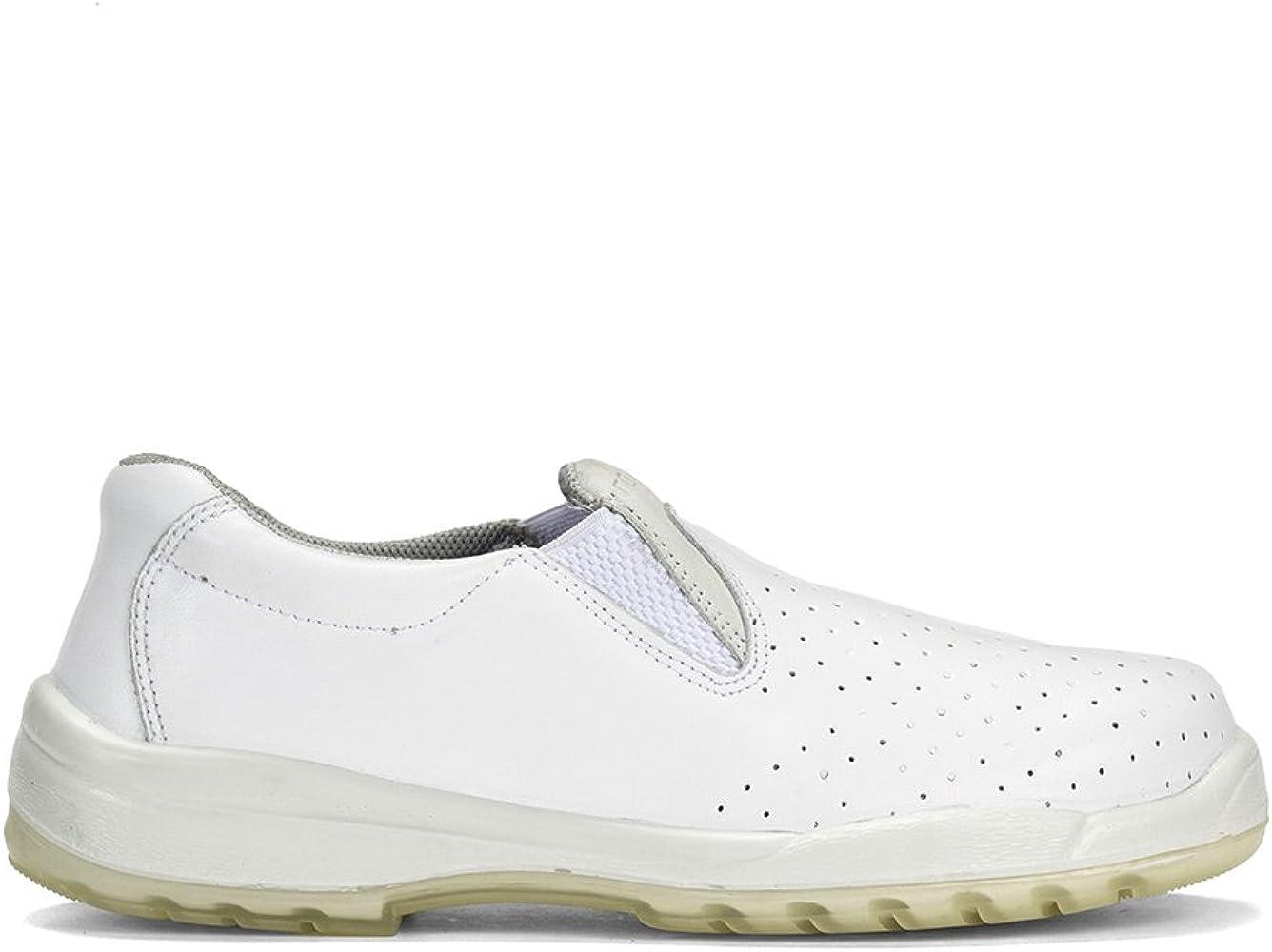 Robusta-Zapato Anatómico Sanitario Carmen O1 Blanco: Amazon.es ...