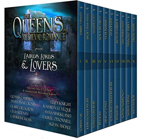 Lairds, Lords & Lovers: 10 Full-Length Novels From the Queens of Medieval Romance