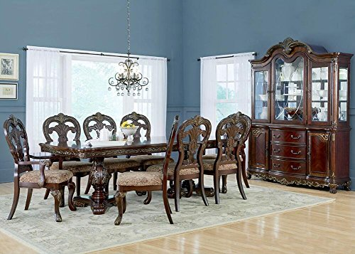 Dining Room Set China Cabinet (Marquis 7 Pc. Dining Room Set With China Cabinet)