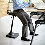 VARIDESK Standing Desk Chair VariChair - Black