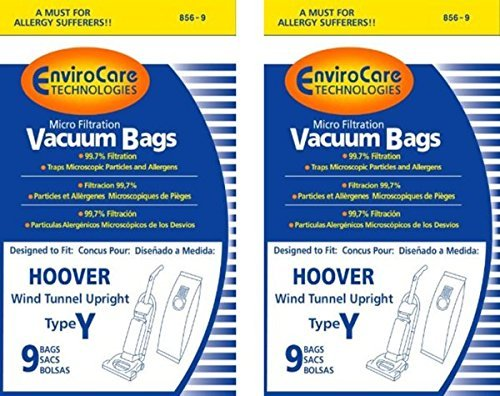 Compare Bag Vacuums - 2