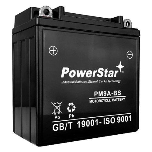 Replacement UB9-B YB9-B 12N9-4B-1 12V 9AH Lawn Garden Mower Battery