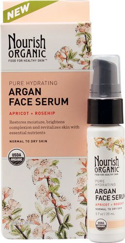 Organic Pure Hydrating Argan Face Serum Apricot + Rosehip - 0.7 oz. by Nourish (pack of 6) Dabo - Foam Cleansing - Phytoncide - 150ml/5oz