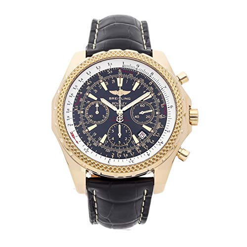 Breitling Bentley Mechanical (Automatic) Black Dial Mens Watch K2536212/B687 (Certified Pre-Owned)