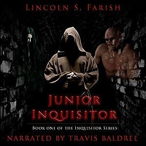 Junior Inquisitor Audiobook